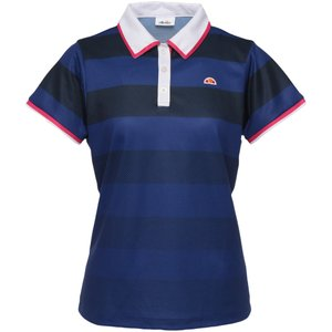 テニスウェア レディース エレッセ Ellesse ポロシャツ ETS0500L|sportsjapan