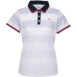 Ellesse(エレッセ)[レディース ポロシャツ ETS0500L]テニスウェアKPI+|sportsjapan