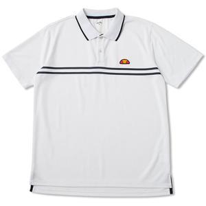 「2017新製品」エレッセ Ellesse  テニスウェア メンズ ポロシャツ ETS06300 「2017SS」|sportsjapan