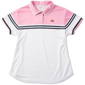 テニスウェア レディース エレッセ Ellesse TEAMポロシャツ ETS0700L 2017SS2017新製品 sportsjapan