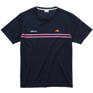 Ellesse(エレッセ)[メンズ プラクティスTシャツ ETS16151]テニスウェアKPI+|sportsjapan
