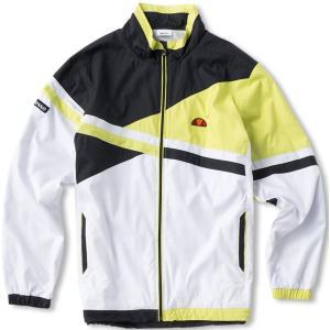 テニスウェア ユニセックス エレッセ Ellesse TEAM ウインドアップジャケット ETS57350-LM 2018SS|sportsjapan