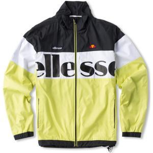 テニスウェア ユニセックス エレッセ Ellesse TEAM ウインドアップジャケット ETS57351-LM 2018SS|sportsjapan