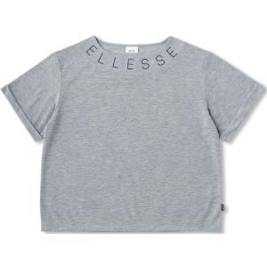 エレッセ Ellesse テニスウェア Tシャツ レディース EW07331 2017FW「2017新製品」|sportsjapan