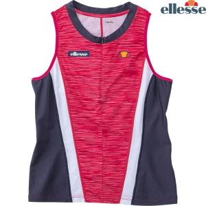 エレッセ Ellesse テニスウェア レディース SL ツアークルー EW08301-BX 2018FW sportsjapan