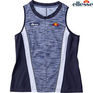 エレッセ Ellesse テニスウェア レディース SL ツアークルー EW08301-MX 2018FW sportsjapan