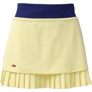 エレッセ Ellesse テニスウェア レディース ツアープラススカート EW28102-EY 2018SS 2月発売予定※予約|sportsjapan