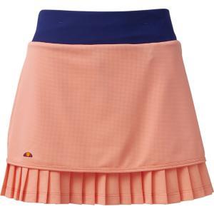 エレッセ Ellesse テニスウェア レディース ツアープラススカート EW28102-SC 2018SS|sportsjapan