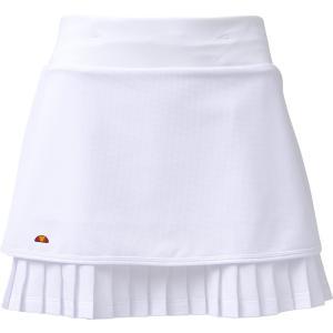 エレッセ Ellesse テニスウェア レディース ツアープラススカート EW28102-W 2018SS 2月発売予定※予約|sportsjapan