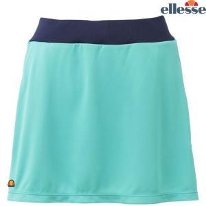 エレッセ Ellesse テニスウェア レディース SS プラクティススカート EW28306-SG 2018FW sportsjapan