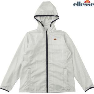 エレッセ Ellesse テニスウェア レディース ウインドジャケット EW58301-WG 2018FW sportsjapan