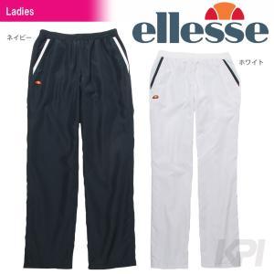 エレッセ Ellesse 「レディースウィンドアップパンツ EW66313」テニスウェア「FW」 sportsjapan