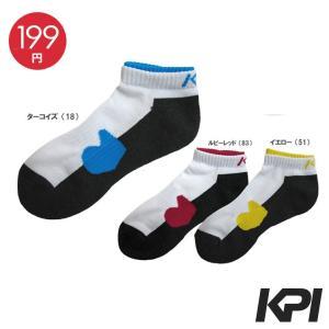 KPI ケイピーアイ 「Ladies' レディースアンクルソックス F13P09」テニスウェア KPIオリジナル商品『即日出荷』|sportsjapan
