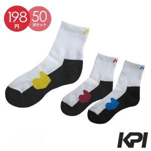 『即日出荷』 「50足セット」KPI(ケイピーアイ)「Ladies' レディースショートソックス F13P11」テニスウェア|sportsjapan