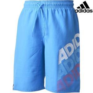 アディダス adidas 水泳水着 ジュニア ビーチショーツ リニアロゴ クラシックレングス ジュニア・ボーイズ FAV86-CZ4041|sportsjapan