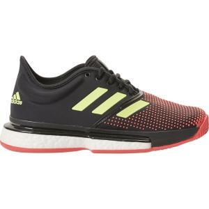 アディダス adidas テニスシューズ レディース SoleCourt Boost W MC ソールコートブースト マルチコート G26297|sportsjapan