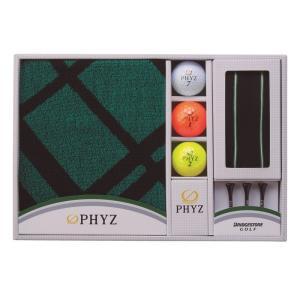 ブリヂストン BRIDGESTONE PHYZ ゴルフギフト  ボールギフト3000 G7PH30|sportsjapan