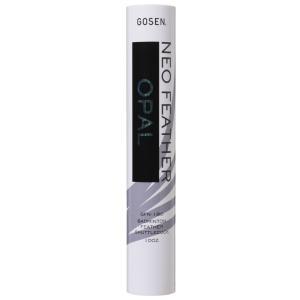 「2014新製品」GOSEN(ゴーセン)「ネオフェザー オパール 1ダース GFN-180」シャトルコックKPI+|sportsjapan
