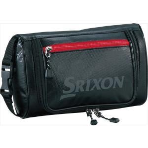 ダンロップ DUNLOP スリクソン SRIXON ゴルフバッグ・ケース  ラウンドポーチ GGF-B4010 GGFB4010|sportsjapan