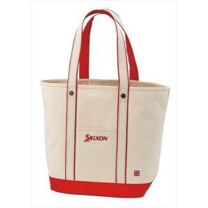 ダンロップ DUNLOP スリクソン SRIXON ゴルフバッグ・ケース  トートバッグ GGF-B8007 倉敷帆布使用  GGFB8007|sportsjapan