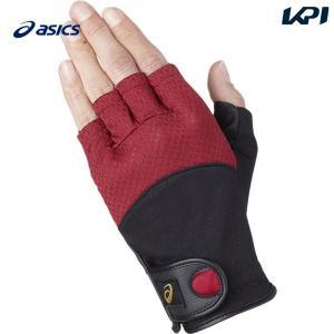 アシックス asics レクリエーション手袋・グローブ  磁石付きフィンガーグローブ GGG634-25|sportsjapan