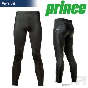 テニスウェア メンズ プリンス Prince CW-X スタビライクス ロングタイツ HZO689 KPI|sportsjapan