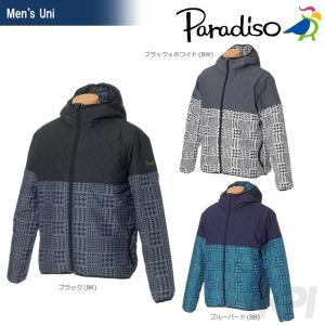 パラディーゾ PARADISO テニスウェア メンズ中わたウィンドブルゾン ICM04D 2017FW 「2017新製品」|sportsjapan