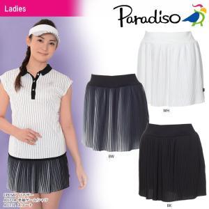 パラディーゾ PARADISO テニスウェア レディース スコート JCL73L 2018SS|sportsjapan
