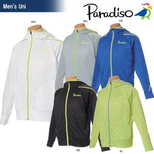 パラディーゾ PARADISO テニスウェア メンズ ジャケット JCM01M 2018SS|sportsjapan