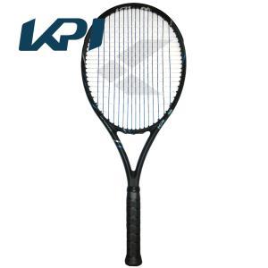 硬式テニスラケット ケイピーアイ KPI K air-Black/silver /blue スポーツタオルプレゼント|sportsjapan