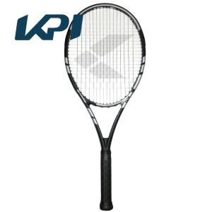 硬式テニスラケット ケイピーアイ KPI K pro 295-Black /silver スポーツタオルプレゼント|sportsjapan