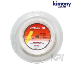 Kimony キモニー 「ザイマックス70 200Mリール KAB719R」バドミントンストリング ガット|sportsjapan