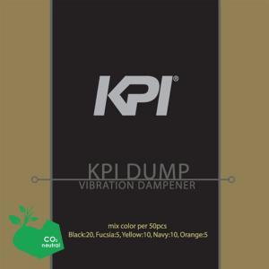 『即日出荷』 KPI ケイピーアイ 「KPI DUMP 振動止め 50個入セット KAC103a」 KPIオリジナル商品|sportsjapan