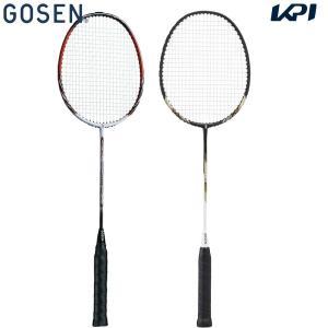 ゴーセン GOSEN バドミントンバドミントンラケット  LEGENDARY 80G レジェンダリー 80G 張り上げ済み MBL80G|sportsjapan