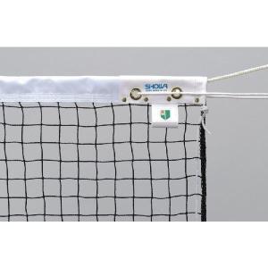 ショーワ SHOWA 「ソフト テニスネット PE 1ゴウTN 440T/44BK N10139」「KPI」|sportsjapan