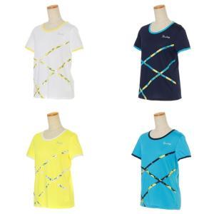 パラディーゾ PARADISO テニスウェア レディース 半袖シャツ NCL06A 2019SS|sportsjapan