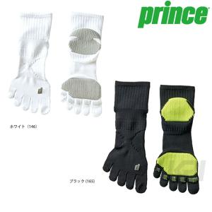 「2017新製品」Prince プリンス [メンズ 五本指サポート PS263 PS263]テニスソックス『即日出荷』|sportsjapan