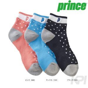 「2017新製品」Prince プリンス [レディス ショート PS348 PS348]テニスソックス|sportsjapan