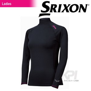 SRIXON スリクソン 「WOMEN'S レディース UVカット アンダーウエア 長袖ハイネック  SAC-071」「KPI」|sportsjapan