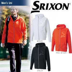 「2017新製品」SRIXON(スリクソン)「UNISEX TOUR LINE フリースジャケット SDF-5700」テニスウェア「2017SS」 KPI+|sportsjapan