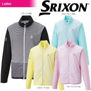 スリクソン SRIXON テニスウェア レディース ライトジャケット SDF-5822W 2018SS 2月下旬発売予定※予約 sportsjapan