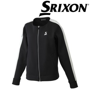 スリクソン SRIXON テニスウェア レディース フリースジャケット SDF-5860W SDF-5860W 2018FW 8月中旬発売予定※予約「ランドリーバッグ2枚プレゼント」|sportsjapan