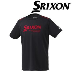 スリクソン SRIXON テニスウェア ユニセックス Tシャツ SDL-8843 SDL-8843 2018FW|sportsjapan