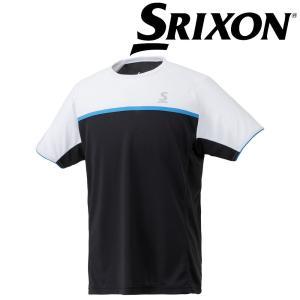 スリクソン SRIXON テニスウェア ユニセックス ゲームシャツ SDP-1844 SDP-1844 2018FW|sportsjapan