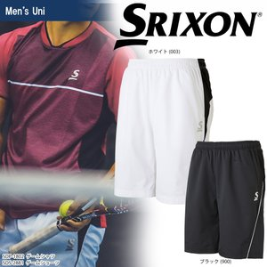 スリクソン SRIXON テニスウェア ユニセックス ゲームショーツ SDS-2881 2018SS 2月下旬発売予定※予約 sportsjapan