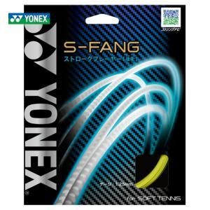 ヨネックス YONEX ソフトテニスガット・ストリング  S-ファング S-FANG SGSFG sportsjapan