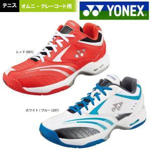 『即日出荷』YONEX ヨネックス 「POWER CUSHION 105D パワークッション 105D  SHT-105D」オムニ・クレーコート用テニスシューズ|sportsjapan