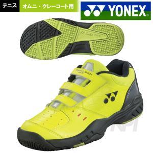 「2017モデル」YONEX(ヨネックス)「 パワークッション ジュニア 18(POWER CUSHION JUNIOR 18)SHT-JR18」オムニ・クレーコート用テニスシューズKPI+|sportsjapan