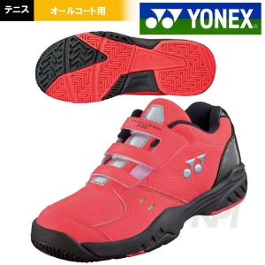 YONEX ヨネックス 「パワークッション ジュニア 28 POWER CUSHION JUNIOR 28 SHT-JR28」オールコート用テニスシューズ『即日出荷』|sportsjapan