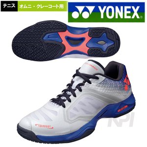 「2017新製品」YONEX ヨネックス 「POWER CUSHION AERUSDASH GC パワークッション エアラスダッシュ GC  SHTADGC-207」オムニ・クレーコート用テニスシューズ|sportsjapan